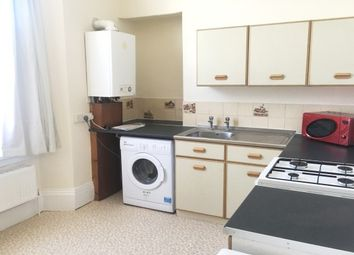 Thumbnail 1 bedroom flat to rent in North Road East, Plymouth