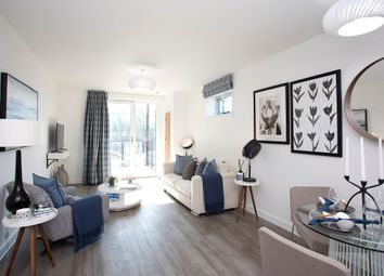 Thumbnail 2 bed flat for sale in Gilding Way (Off Witley Gardens), Southall