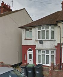 Thumbnail 3 bedroom end terrace house for sale in Harcourt Street, Luton