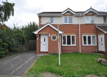 Thumbnail 3 bed semi-detached house to rent in Hassall Road, Hatton, Derby
