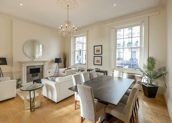 Thumbnail 3 bed flat to rent in West Eaton Place, Belgravia