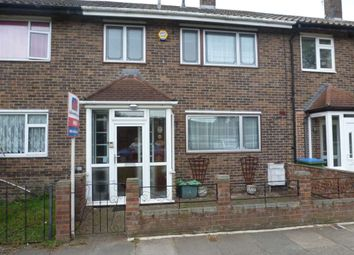 Thumbnail 3 bed terraced house to rent in Cookhill Road, Abbey Wood, London