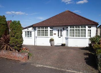 Thumbnail 3 bed bungalow for sale in The Courtway, Watford
