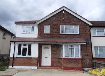 Thumbnail 3 bedroom terraced house to rent in Stoneleigh Avenue, Enfield