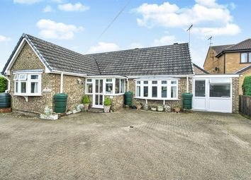 Thumbnail 3 bed bungalow for sale in Eastrea Road, Whittlesey, Peterborough