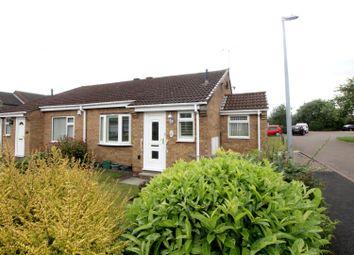 Thumbnail 2 bed semi-detached bungalow for sale in Bracken Road, Driffield