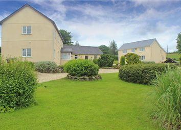 Thumbnail 6 bed detached house for sale in Abergorlech Road, Felingwm, Carmarthen
