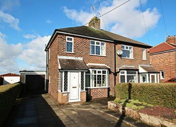 Thumbnail 3 bedroom semi-detached house for sale in High Street, Harriseahead, Stoke-On-Trent