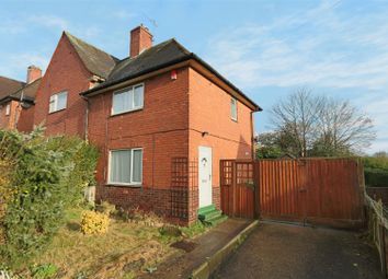 Thumbnail 2 bed semi-detached house to rent in Padstow Road, Bestwood, Nottingham