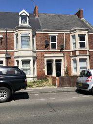Thumbnail 3 bedroom flat to rent in Welbeck Road, Walker, Newcastle Upon Tyne