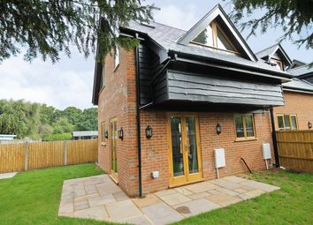 Thumbnail 2 bedroom end terrace house for sale in Brookley Road, Brockenhurst