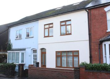 Thumbnail 4 bed terraced house for sale in Guildford Road, Farnham, Surrey