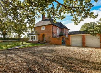 Thumbnail 3 bed detached house for sale in Drury Lane, Mortimer Common, Reading