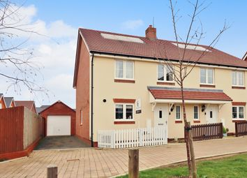 4 bed semi-detached house for sale in Baker Close, Boorley Park, Botley SO32