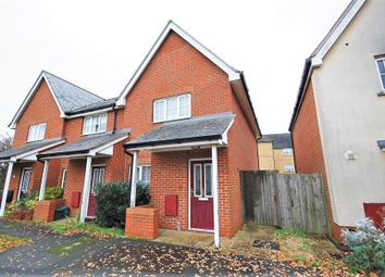 Thumbnail 2 bed property for sale in Mill Road, Mile End, Colchester