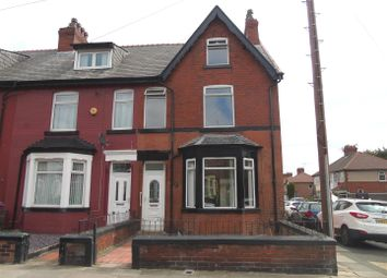 Thumbnail 3 bedroom end terrace house for sale in Cedar Road, Aintree, Liverpool