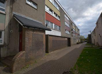 Thumbnail 3 bedroom flat to rent in Glenhove Road, Cumbernauld, Glasgow