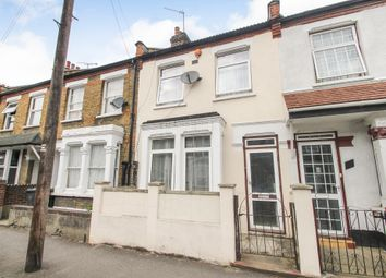 Thumbnail 3 bed terraced house for sale in Leytonstone, London