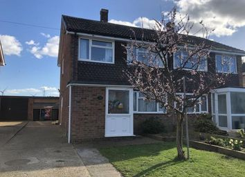 Thumbnail 3 bed semi-detached house for sale in Bradwell On Sea, Southminster, Essex
