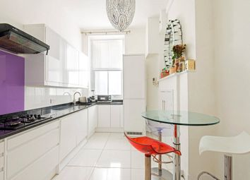 Thumbnail 4 bedroom flat to rent in Sandwell Mansions, West End Lane, London