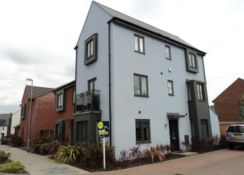 Thumbnail 4 bedroom semi-detached house for sale in Turold Mews, Lawley Village, Telford