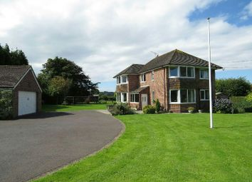 Thumbnail 5 bedroom detached house for sale in Wolvershill Road, Banwell