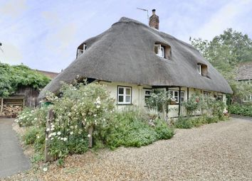 Thumbnail 2 bed cottage for sale in Yew Tree Road, North Waltham, Basingstoke