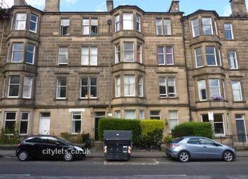 Thumbnail 3 bedroom flat to rent in Strathearn Road, Edinburgh