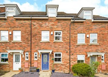 Thumbnail 3 bed terraced house for sale in Cranbourne Towers, Ascot