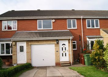 Thumbnail 3 bed town house to rent in Dimple Gardens, Ossett