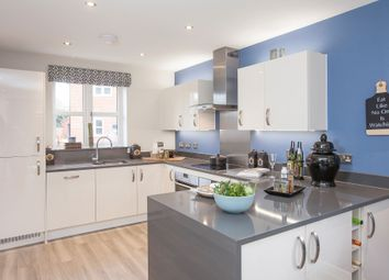 "Thumbnail 4 bed detached house for sale in ""The Malham"" at Parkhouse Lane, Keynsham, Bristol"