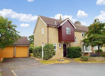 Thumbnail 4 bed detached house for sale in Church Farm Close, Bozeat, Northamptonshire