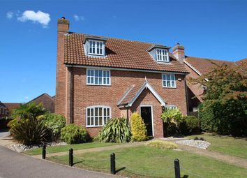Thumbnail 5 bedroom detached house for sale in Curtis Way, Grange Farm, Kesgrave, Ipswich