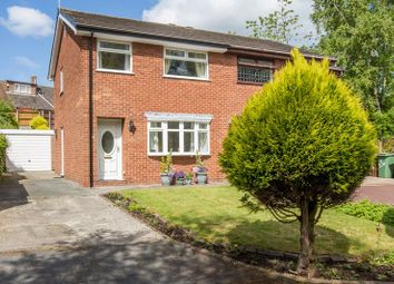 Thumbnail 3 bed semi-detached house for sale in Watermede, Billinge, Wigan