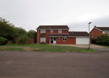 Thumbnail 4 bed detached house for sale in Okebourne Park, Liden, Swindon