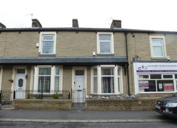 Thumbnail 3 bed terraced house to rent in Coalclough Lane, Burnley