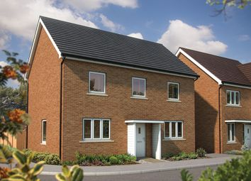 "Thumbnail 4 bed detached house for sale in ""The Chestnut"" at Amesbury Road, Longhedge, Salisbury"