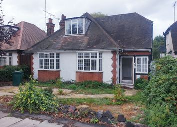 Thumbnail 4 bedroom bungalow for sale in The Vale, London