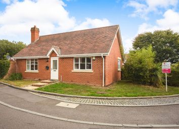 Thumbnail 2 bedroom semi-detached bungalow for sale in Marconi Gardens, Pilgrims Hatch, Brentwood