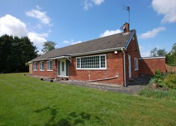 Thumbnail 3 bed detached bungalow for sale in Tudor Court, Ponteland, Newcastle Upon Tyne