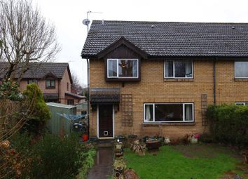 Thumbnail 2 bedroom semi-detached house for sale in Fairwood Close, Llandaff, Cardiff