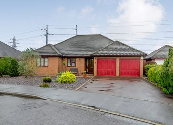 Thumbnail 3 bed bungalow for sale in Riverside Mead, Peterborough
