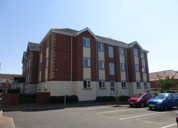 Thumbnail 2 bed flat to rent in Venables Court, Uphill, Lincoln
