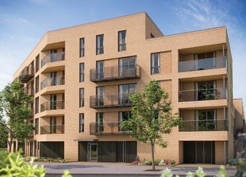 "Thumbnail 2 bed flat for sale in ""Amber House v6"" at Reed Close, Trumpington, Cambridge"