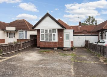 Thumbnail 2 bed bungalow for sale in Preston Drive, Ewell, Epsom
