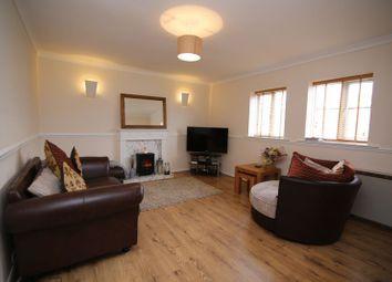 Thumbnail 2 bed flat for sale in Hazelmoor, Hebburn