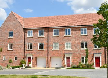 Thumbnail 3 bed town house for sale in East Close, Bury St. Edmunds