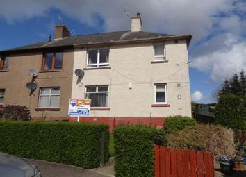 Thumbnail 2 bedroom flat to rent in Park Circle, Markinch, Fife