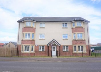 Thumbnail 2 bed flat for sale in 959 Gartloch Road, Glasgow