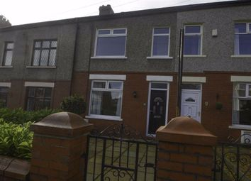 Thumbnail 2 bed terraced house to rent in Belmont Road, Great Harwood, Blackburn